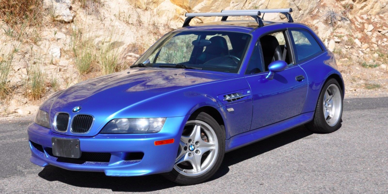 1999 Bmw Z3 M Shooting Brake For Sale Bmw M Clownshoe On