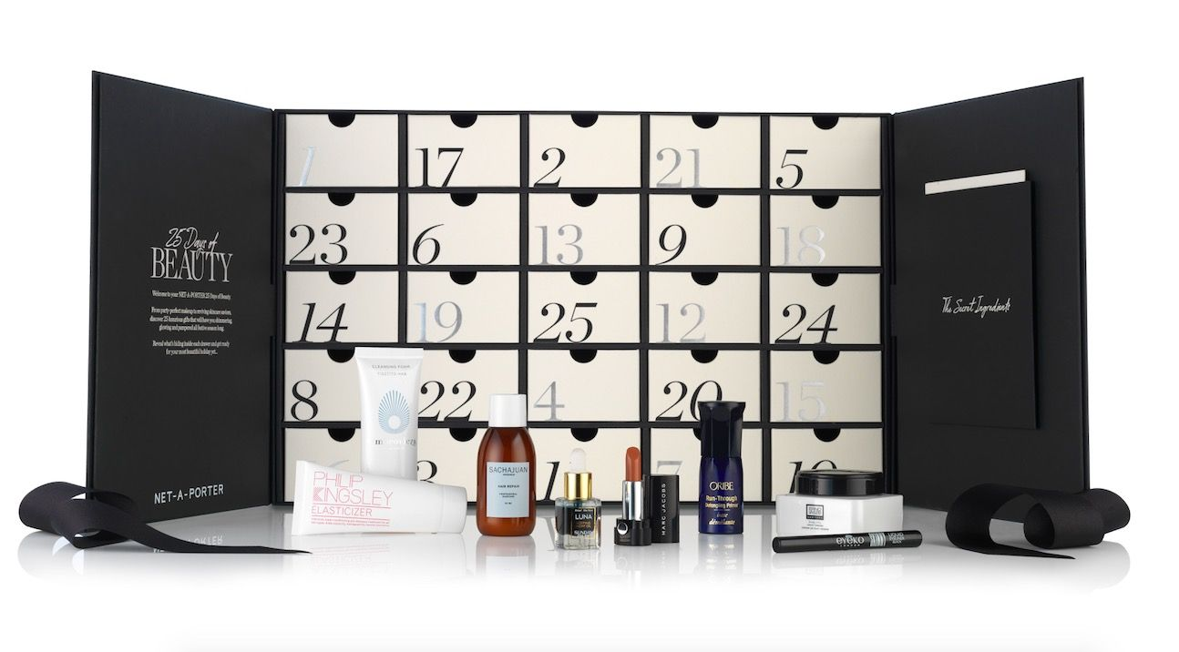 Net A Porter Glory Advent Calendar 2018