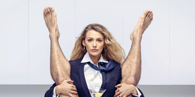 Blake Lively Trolled By Ryan Reynolds Yet Again Over Racy A Simple Favor Instagram Promo