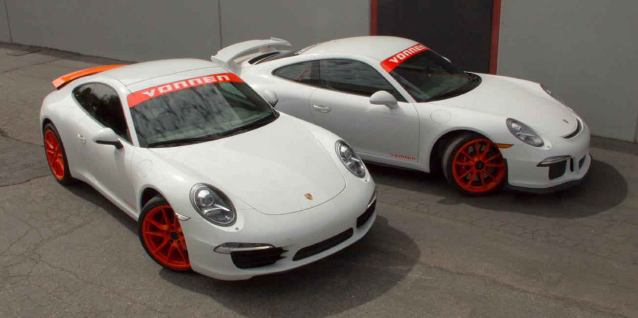 Aftermarket Porsche Hybrid System Vonnen Performance 991 And 981 918 Spyder Engine Diagram Upgrades