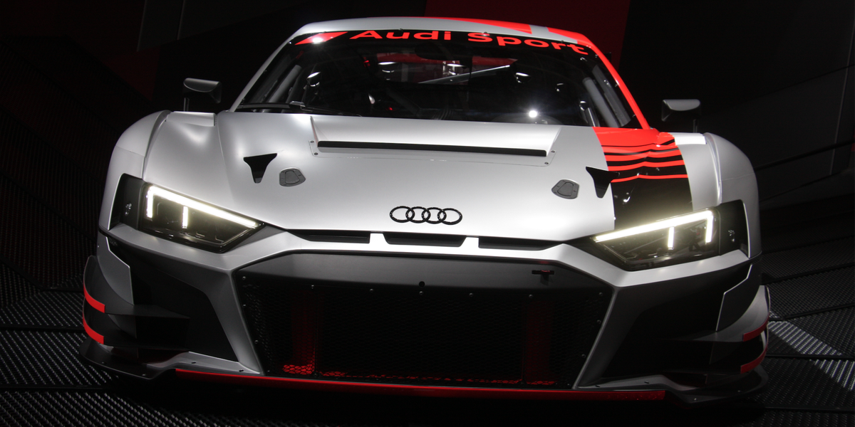 Detroit Auto Auction >> 2019 Audi R8 LMS GT3 Race Car Revealed