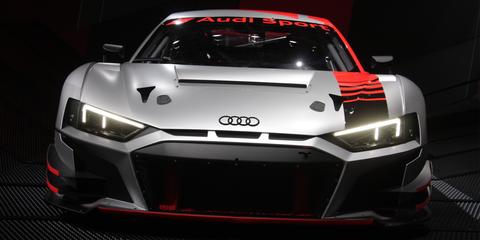 2019 Audi R8 Lms Gt3 Race Car Revealed