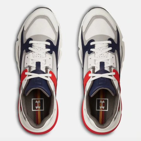 Footwear, Shoe, Red, Sneakers, Design, Athletic shoe, Sportswear, Fictional character, Carmine,