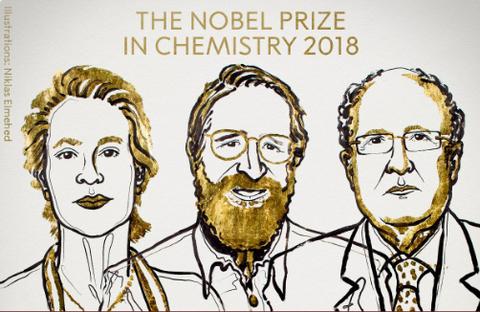 nobel prize chemistry 2018