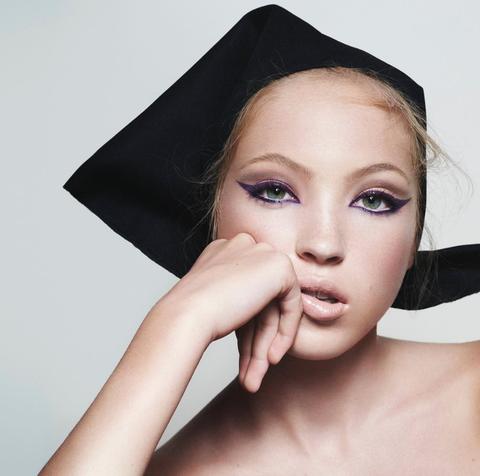 26871df385 Lila Moss Marc Jacobs Beauty - Kate Moss Daughter Lila Moss Beauty ...