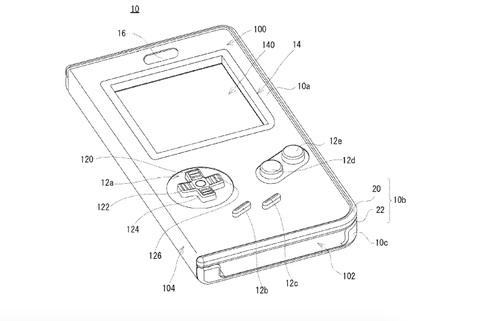 Is Nintendo Planning a Case That Makes Phones Into Game Boys?