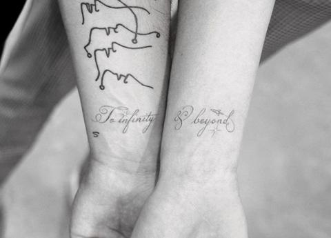 6c54b857d3106 50+ Celebrity Tattoos We Love - Cool Celeb Tattoo Ideas for Inspiration