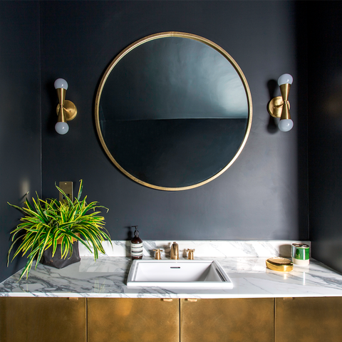 Blogger Jess Hurrell Unveils Incredible Bathroom Renovation