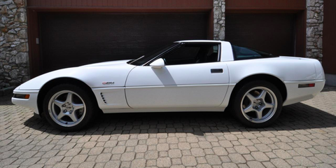 1995 Chevrolet Corvette ZR1 for Sale on eBay - Rare Corvette