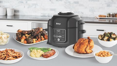 Why I'm Obsessed With Ninja's Foodi Pressure Cooker and Air Fryer