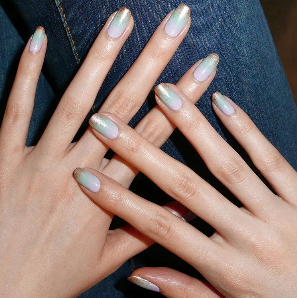 Ombr Nail Design Inspiration Ombr Manicures