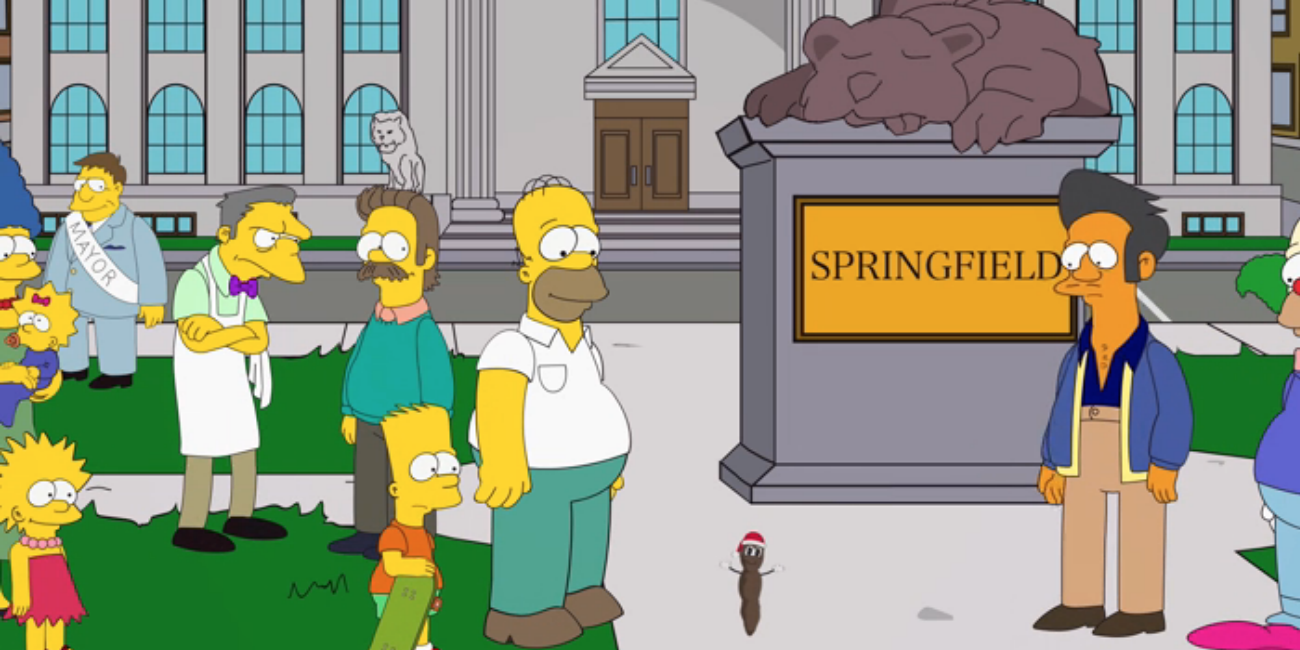 'South Park' Just Declared War On 'The Simpsons'