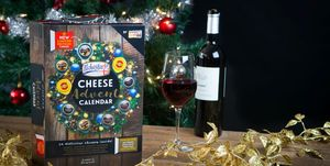 The cheese advent calendar is back for 2018, and can someone just take our money?
