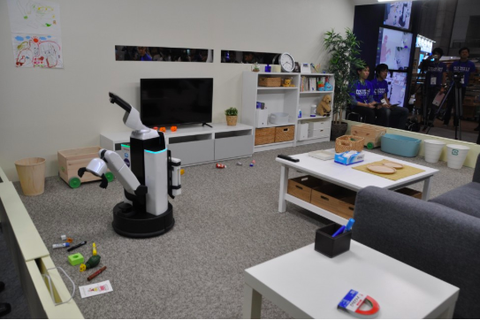 The Robots Are Coming—To Clean Up Your Disgusting Room