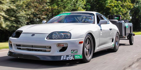 c20f6aeeff Quickest Street-Legal Supra on Earth - Supra Drag Car With License ...