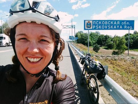Jenny Graham Cyclist
