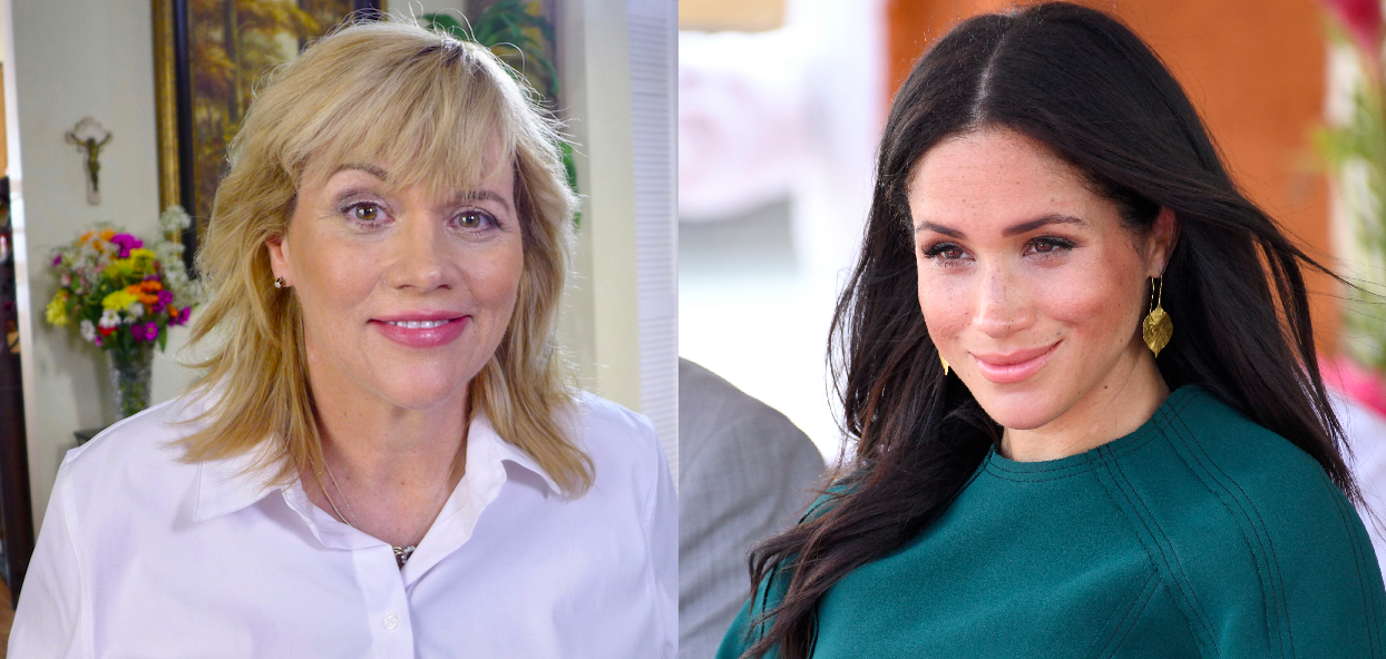 """Samantha Markle Calls Meghan a """"Delusionally Absurd"""" Liar for Saying She Paid for Her Own Education"""