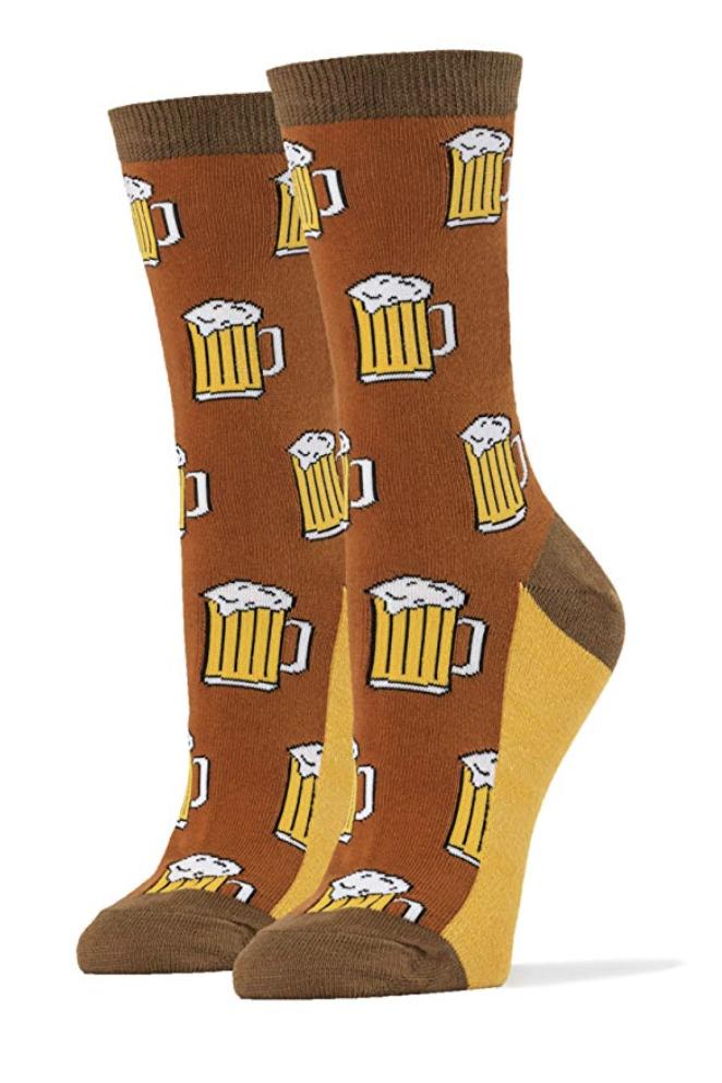 Beer gifts beer socks