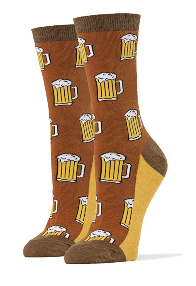 Beer gifts beer socks  sc 1 st  Womanu0027s Day & 20 Best Beer Gifts - Unique Gifts For Beer Lovers