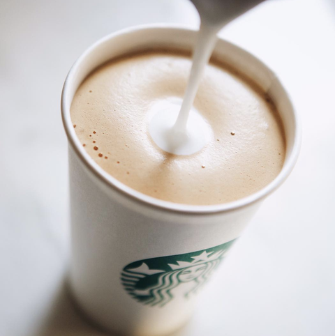 Most Por Starbucks Coffee Drinks