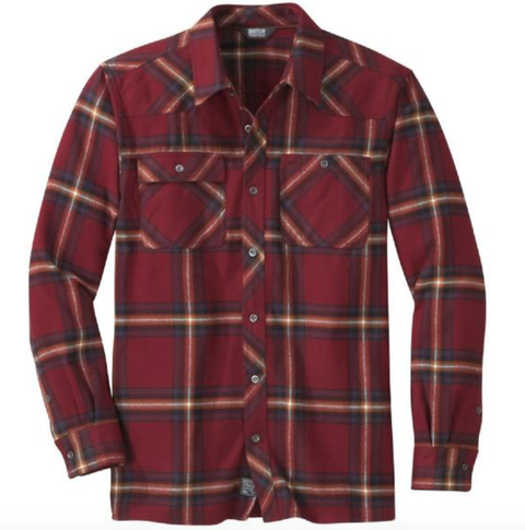 05348d50 The Best Flannel Shirts For Men 2018 - Best Button-Down Flannel Styles