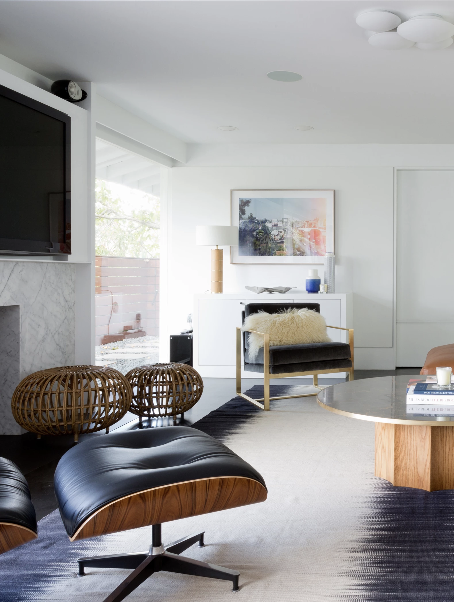 Courtesy of Veneer Designs & 10 Best Modern Living Room Design Ideas in 2018 - Modern Living Room ...