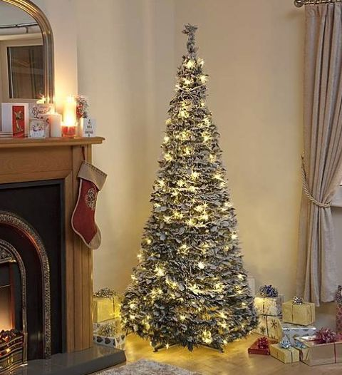 best pre decorated christmas trees