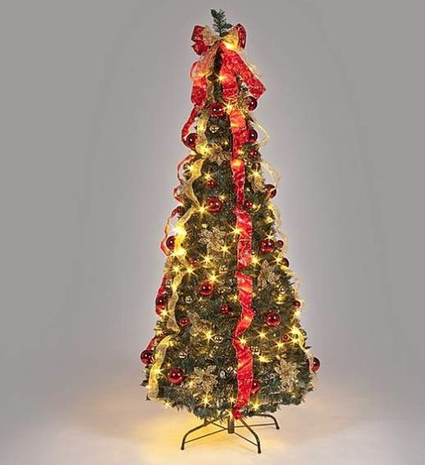 best pre decorated christmas trees - Pictures Of Decorated Christmas Trees