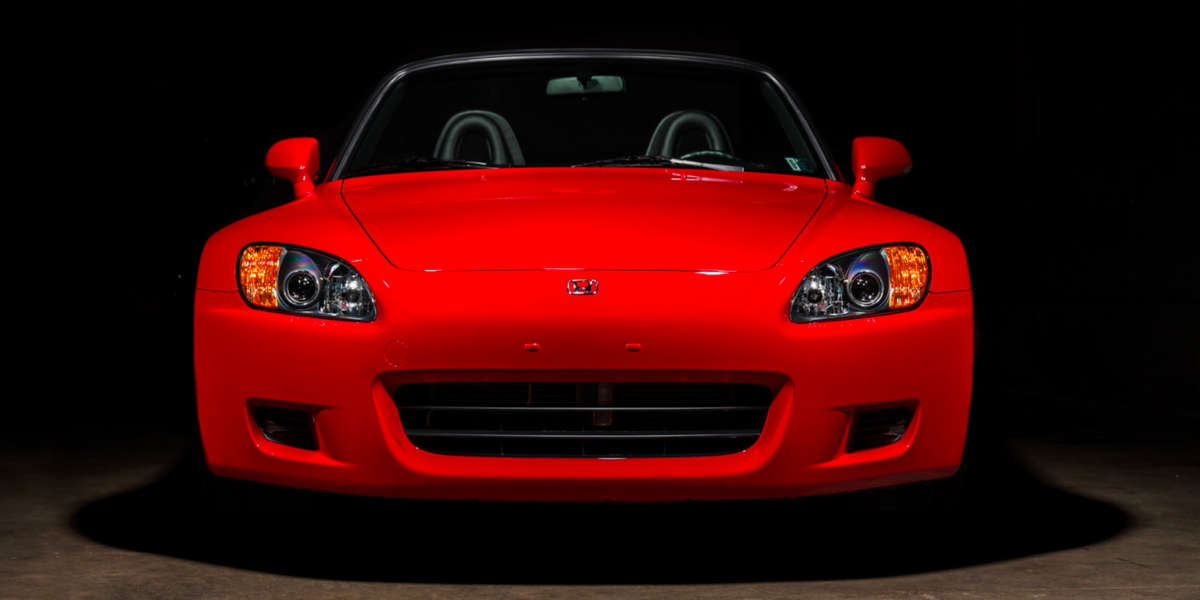 Here S How Much A Brand New S2000 Is Worth Today Basically New S2000 Sells On Bring A Trailer