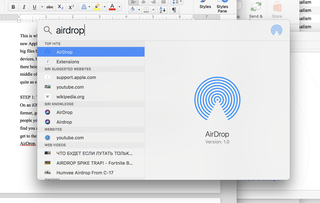 IOS & MAC: How to Use AirDrop, the Best Way to Share Files