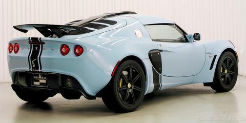 Land vehicle, Vehicle, Car, Supercar, Lotus exige, Sports car, Automotive design, Coupé, Hardtop, Automotive exterior,