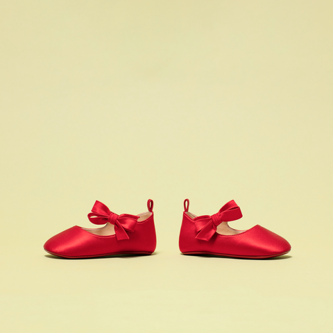 60b99c3e162 Christian Louboutin Baby Shoes Back In Stock - Louboutin Makes Red ...