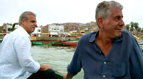 994f23822f From Gonzo Chef to World-Renowned Traveler  Remembering Anthony Bourdain s  Life Behind the Camera