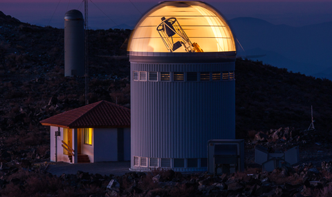 ogle microlensing telescope