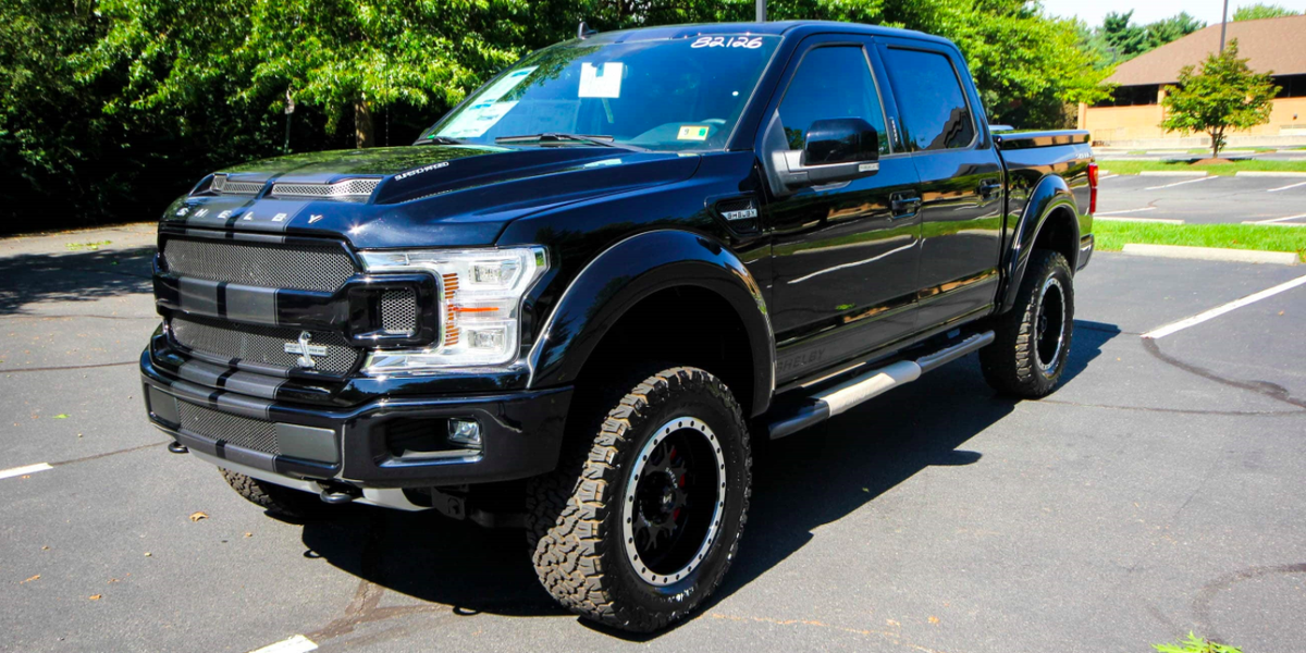 Shelby F150 For Sale >> This Shelby F-150 Is the Perfect Way to One-Up Your Raptor ...