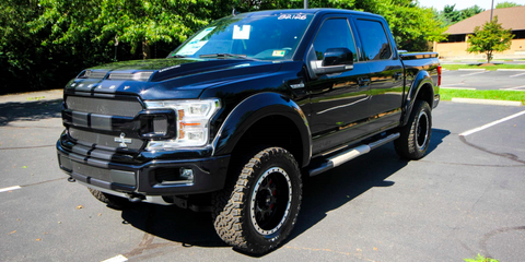 Ford Shelby Truck >> This Shelby F 150 Is The Perfect Way To One Up Your Raptor Driving