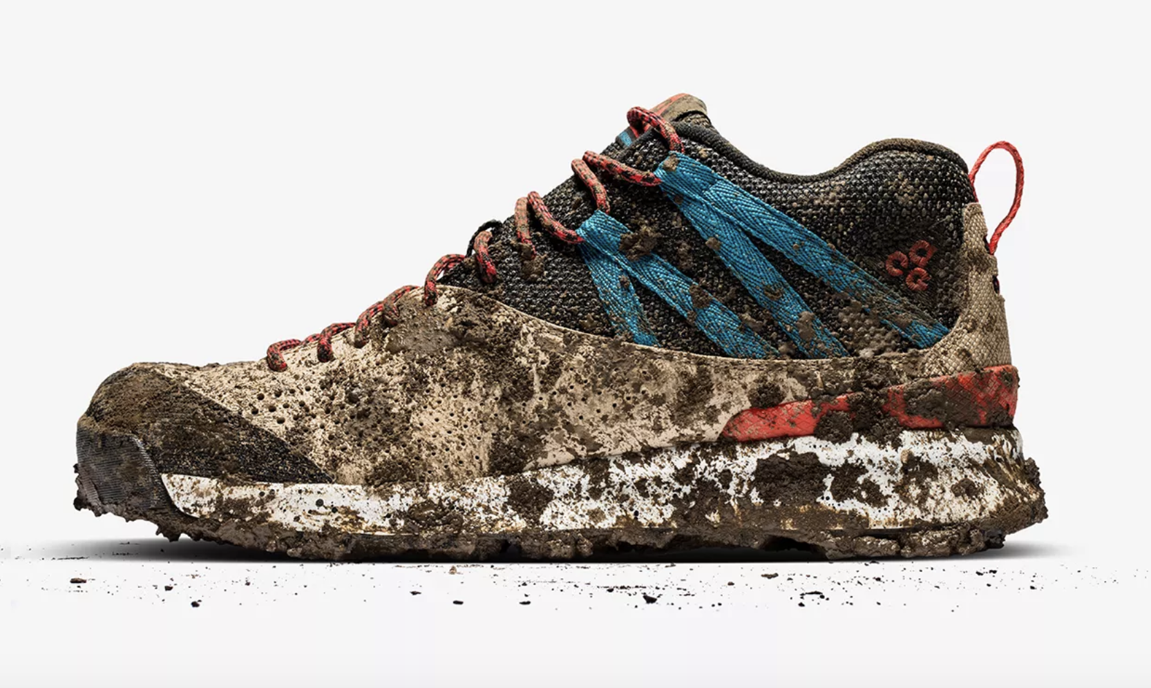 """new styles 797b0 221dc The Nike ACG Okwahn II """"Dirt Don t Hurt"""" Is a Trail Shoe for Adventurers"""