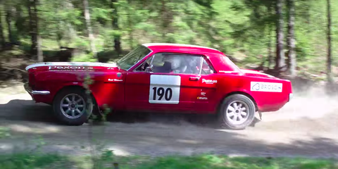 cc5862c9f5d2 19 of the Most Unlikely Rally Cars - Unusual Rallying Race Cars