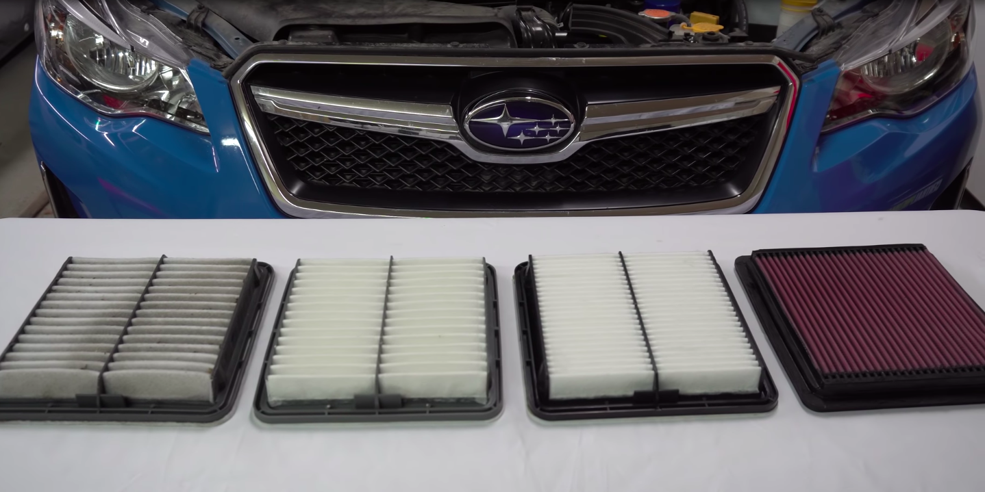 Turns Out High-Performance Air Filters Actually Do Give You More Power