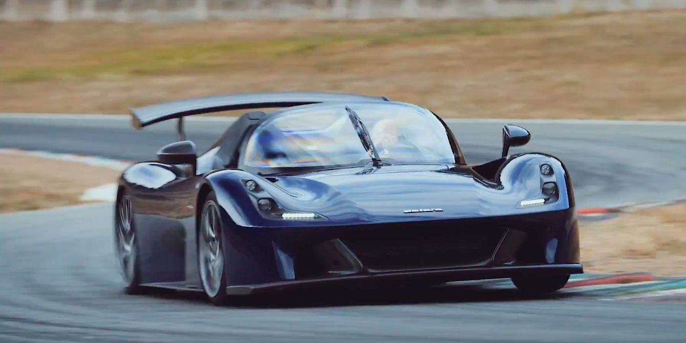 Dallara's First Road Car Gets Better the Faster You Drive It
