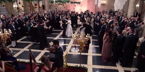 A Christmas Prince Trailer.Netflix S A Christmas Prince The Royal Wedding S Trailer
