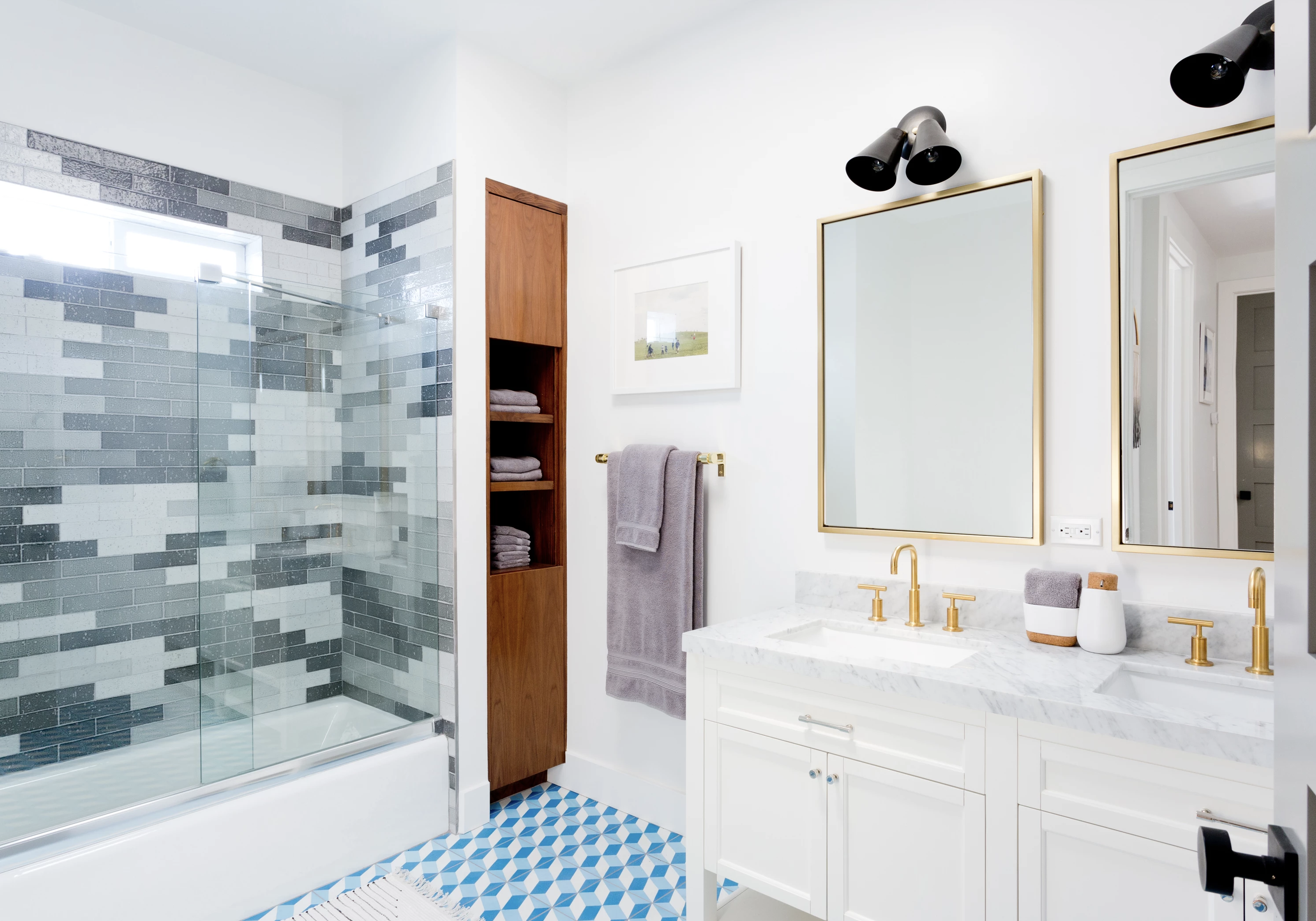 10 Best Subway Tile Bathroom Designs in 2018 - Subway Tile Ideas For Under Cabinet Kitchen Gl Tile Idea on tile patio furniture ideas, tile walls ideas, tile living room ideas, tile bath ideas, tile carpet ideas, tile stairs ideas, tile bathroom vanity ideas, tile fireplaces ideas, tile bathtubs ideas, tile dining room ideas, tile wood flooring ideas, tile paint ideas, tile floors ideas, tile siding ideas,