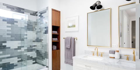 10 Fresh Ways To Use Subway Tile In Your Bathroom