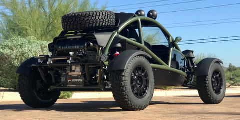 Ariel Nomad Price >> Supercharged Ariel Nomad For Sale On Ebay Motors