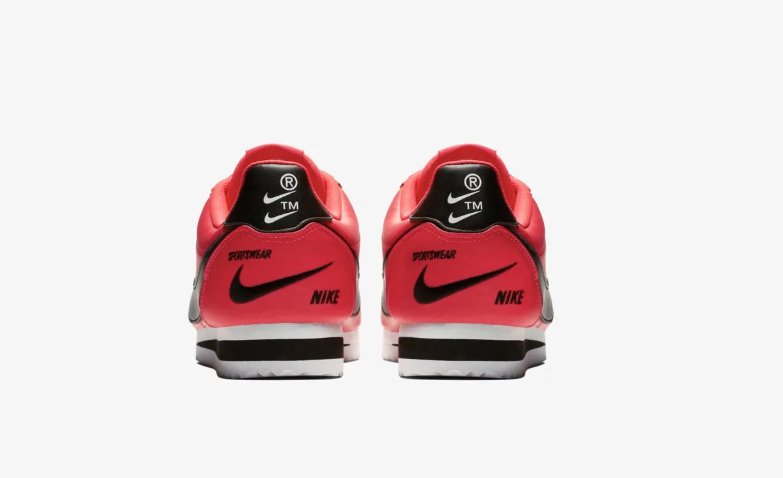 best website a7c42 1a44e Nike Classic Cortez Premium Red Orbit Release | Nike Releases