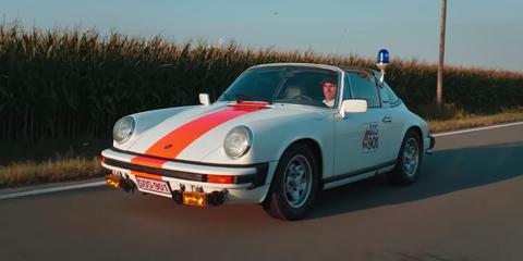 Land vehicle, Vehicle, Car, Regularity rally, Coupé, Porsche 911 classic, Porsche 912, Sports car, Porsche 930, Porsche 911,