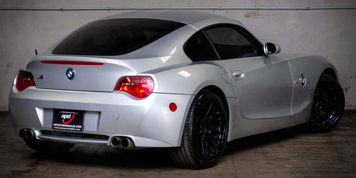 Bmw Z4 M Coupe For Sale This Bmw Z4 M Is A Daily