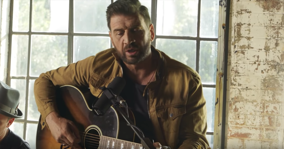 I'm A Celeb's Nick Knowles' cover of 'Make You Feel' is number one
