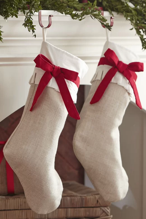 4599f2a9fcb8 30 Christmas Stockings That Will Transform Your Holiday Mantle