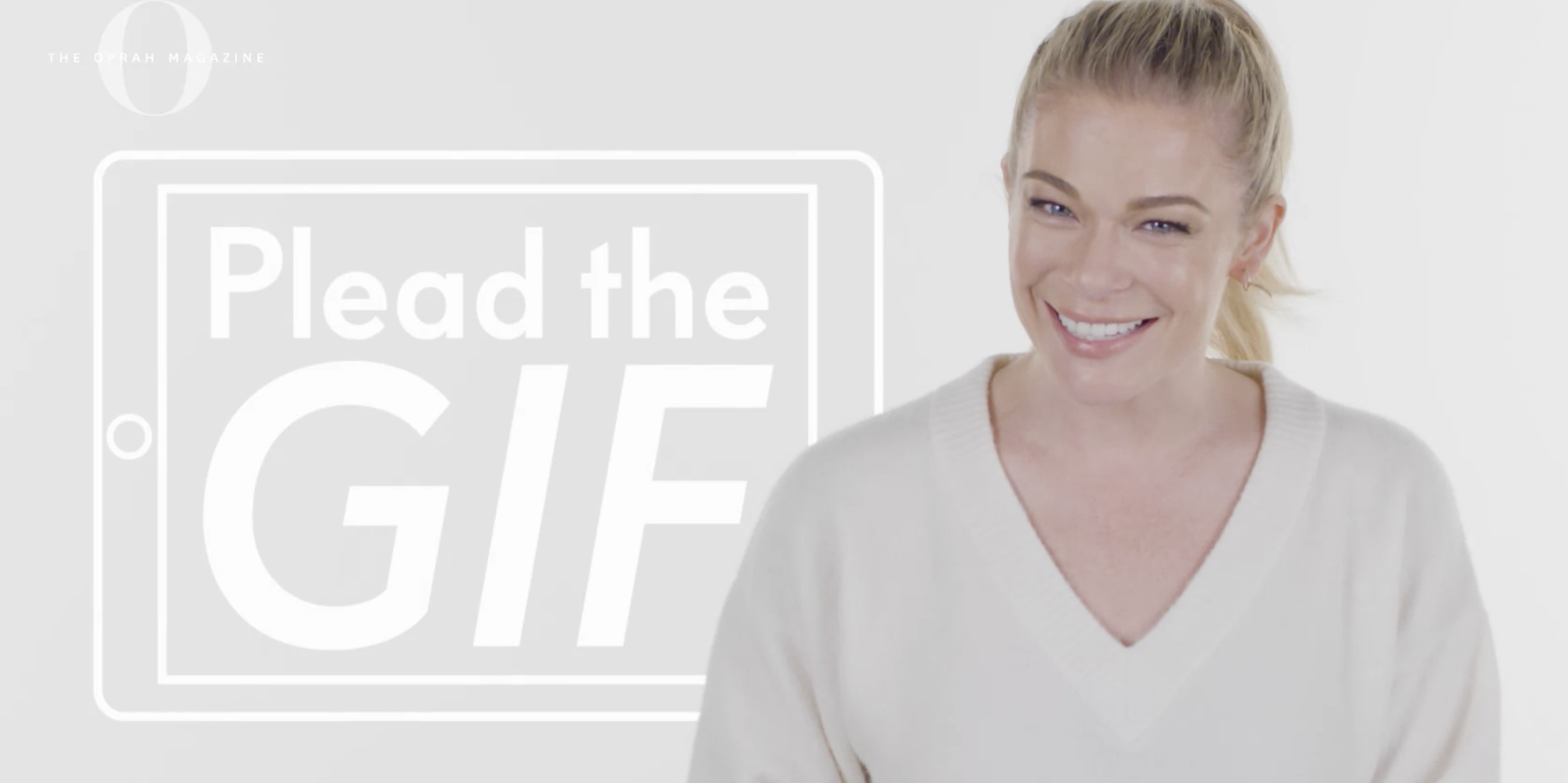 Watch LeAnn Rimes Reveal the One Thing She Can't Go A Day Without